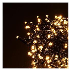 Christmas lights 360 LEDs bright warm white s2