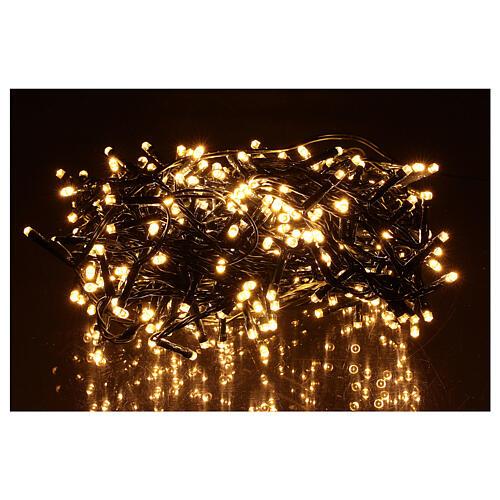 Christmas lights 360 LEDs bright warm white 1