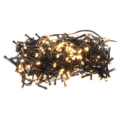 Christmas lights 360 LEDs bright warm white 3