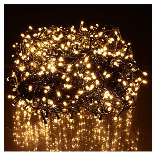 LED Christmas lights 800 warm white 1