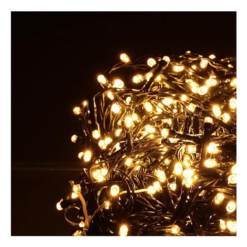LED Christmas lights 800 warm white 2