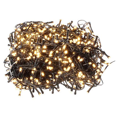 LED Christmas lights 800 warm white 3