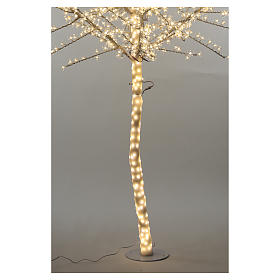 LED Cherry blossom tree 300 cm warm white electric powered s5