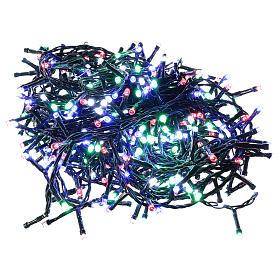 Cadena luminosa Navidad 360 led multicolor para exterior con controller s1