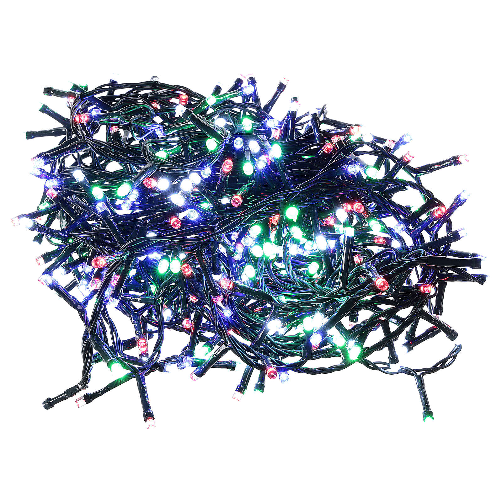 Holiday lights 360 LEDs multi color for external use with remote control 3