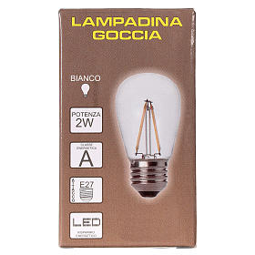 Light bulb 2W for nativity s3
