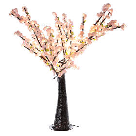 Cherry blossom light tree 335 LEDs h 150 cm electric OUTDOOR s6