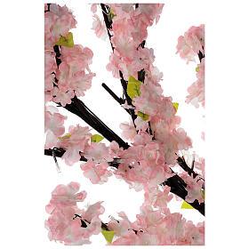 Cerisier Sakura lumineux 336 LED h 150 cm courant EXTÉRIEUR s2