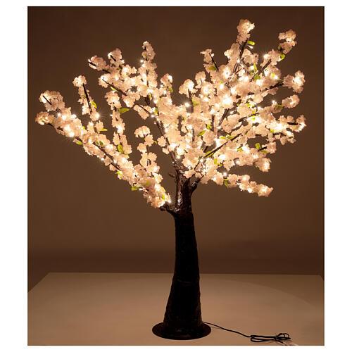 Cerisier Sakura lumineux 336 LED h 150 cm courant EXTÉRIEUR 3