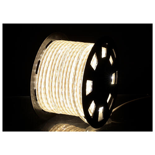 LED tape light PROFESSIONAL 3000 cool white 50 m 5 accessories OUTDOORS 1