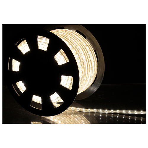 LED tape light PROFESSIONAL 3000 cool white 50 m 5 accessories OUTDOORS 2
