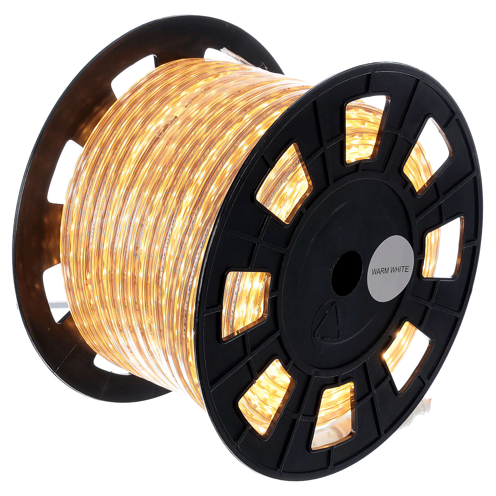 Bobine tapelight PROFESSIONAL 3000 LED blanc chaud 50 m 5 accessoires EXTÉRIEUR 3