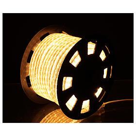Bobine tapelight PROFESSIONAL 3000 LED blanc chaud 50 m 5 accessoires EXTÉRIEUR s1