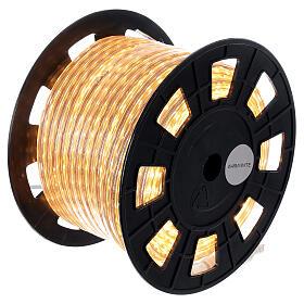 Bobine tapelight PROFESSIONAL 3000 LED blanc chaud 50 m 5 accessoires EXTÉRIEUR s6