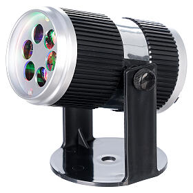STOCK LED light projector multicolor Christmas images with adaptor s2