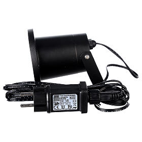 STOCK Outdoor LED light projector for multicolor Christmas images s6