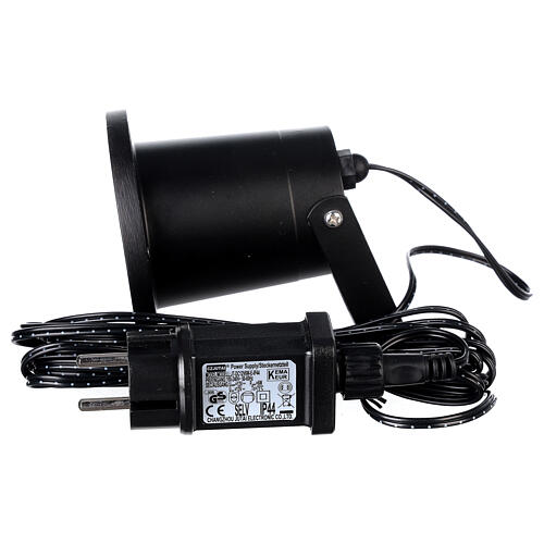 STOCK Outdoor LED light projector for multicolor Christmas images 6