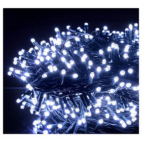 Christmas lights 800 LEDs 2 in 1 cold and warm white 56 m indoor outdoor s4