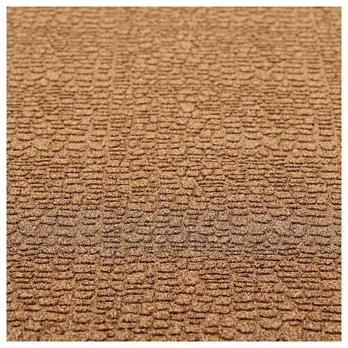 Plancha corcho muro piedra 100x50x1 2