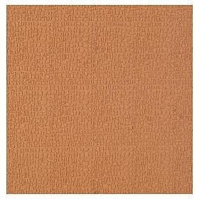 Sfondi presepe, paesaggi e pannelli: Pannello sughero muro pietra mignon 100x50x1