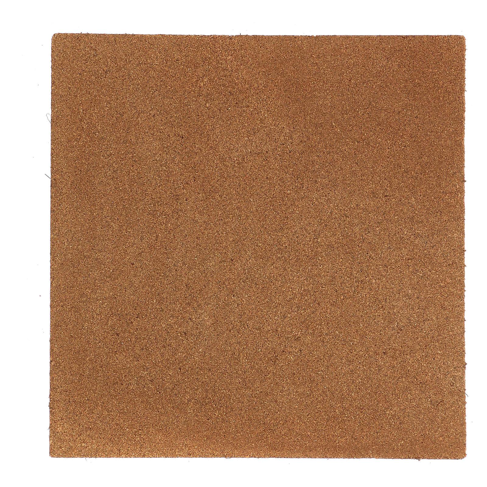 Panneau liège imitation écorce cm 100x50x1 4