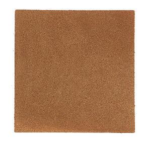 Panneau liège imitation écorce cm 100x50x1 s4