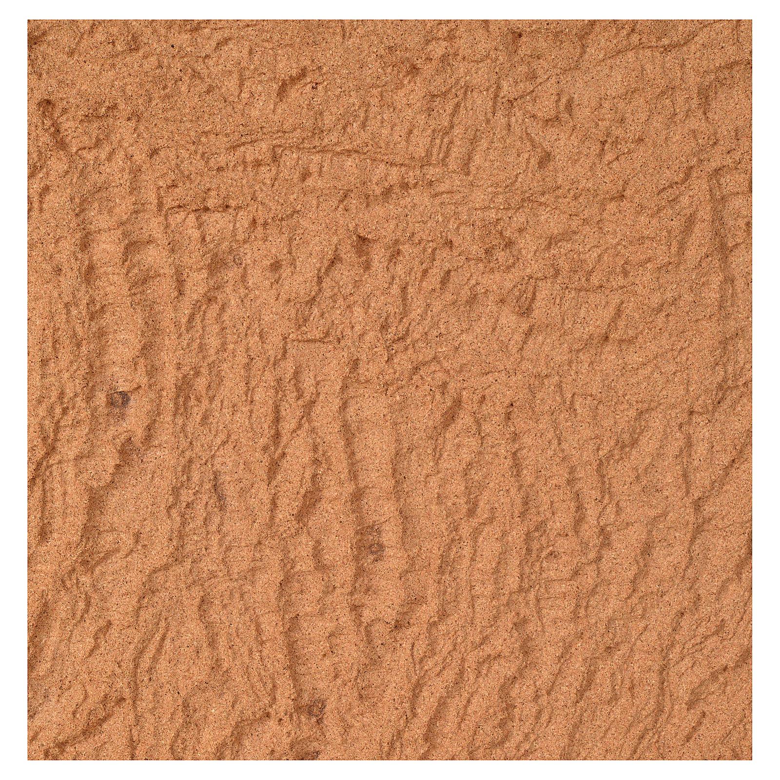 Pannello sughero corteccia naturale 100x50x1 4