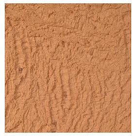 Paisagens, Cenários de Papel e Painéis para Presépio: Painel cortiça casca natural 100x50x1 cm