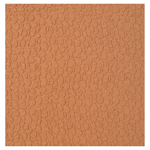 Pannello sughero muro pietra piccola 100x50x1 1
