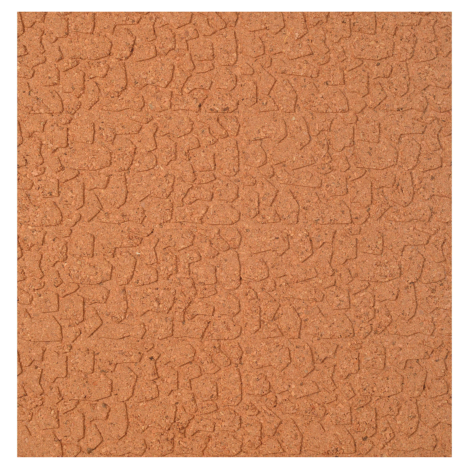 Pannello sughero muro pietra sfalsata 100x50x1 4