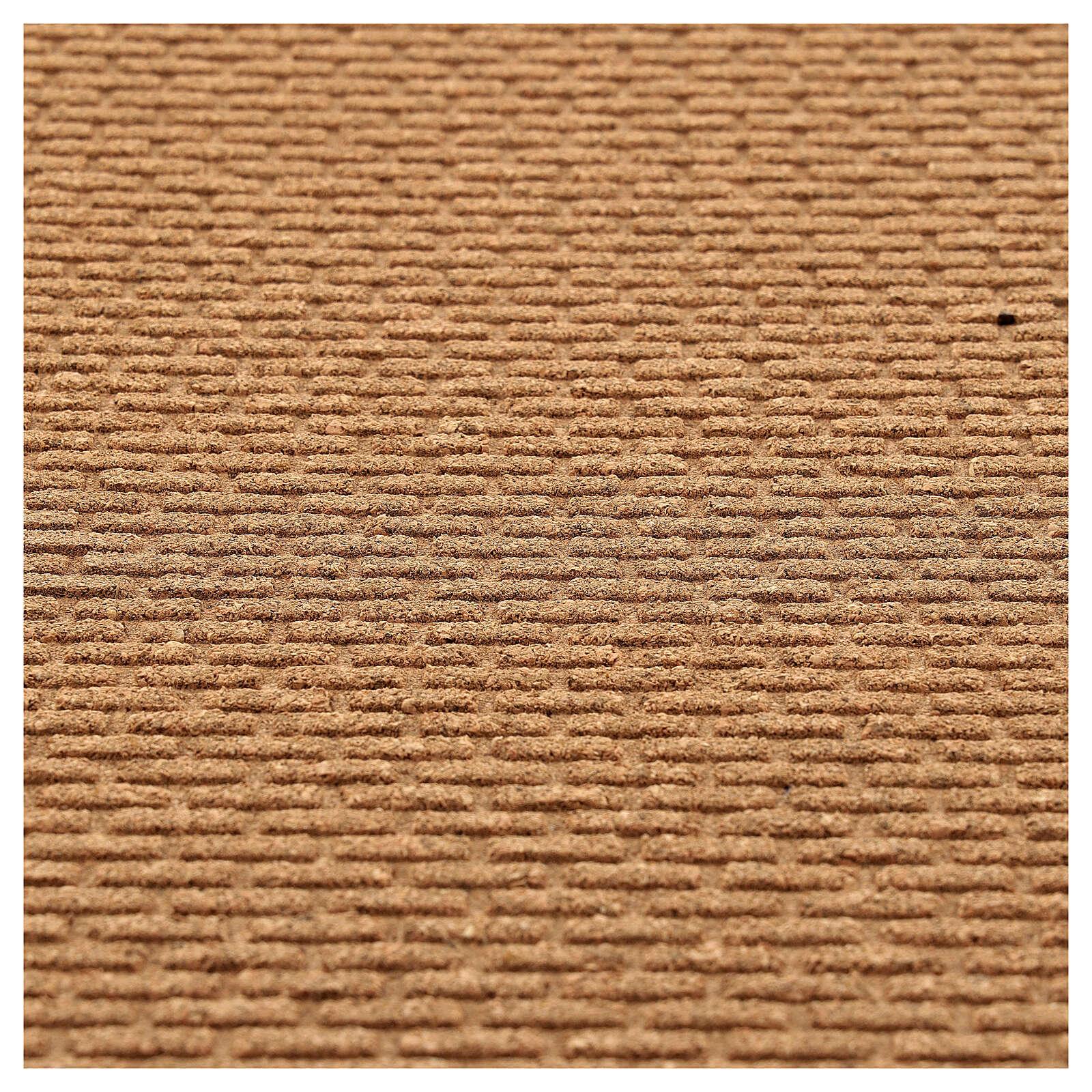 Panel korek mur cegły małe 100x40x1 4