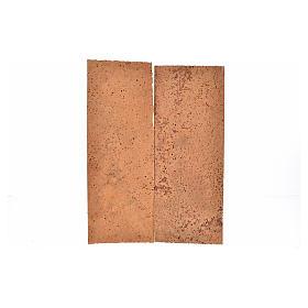 Tavoletta sughero naturale 2 pz cm 27x9x0,5 s3
