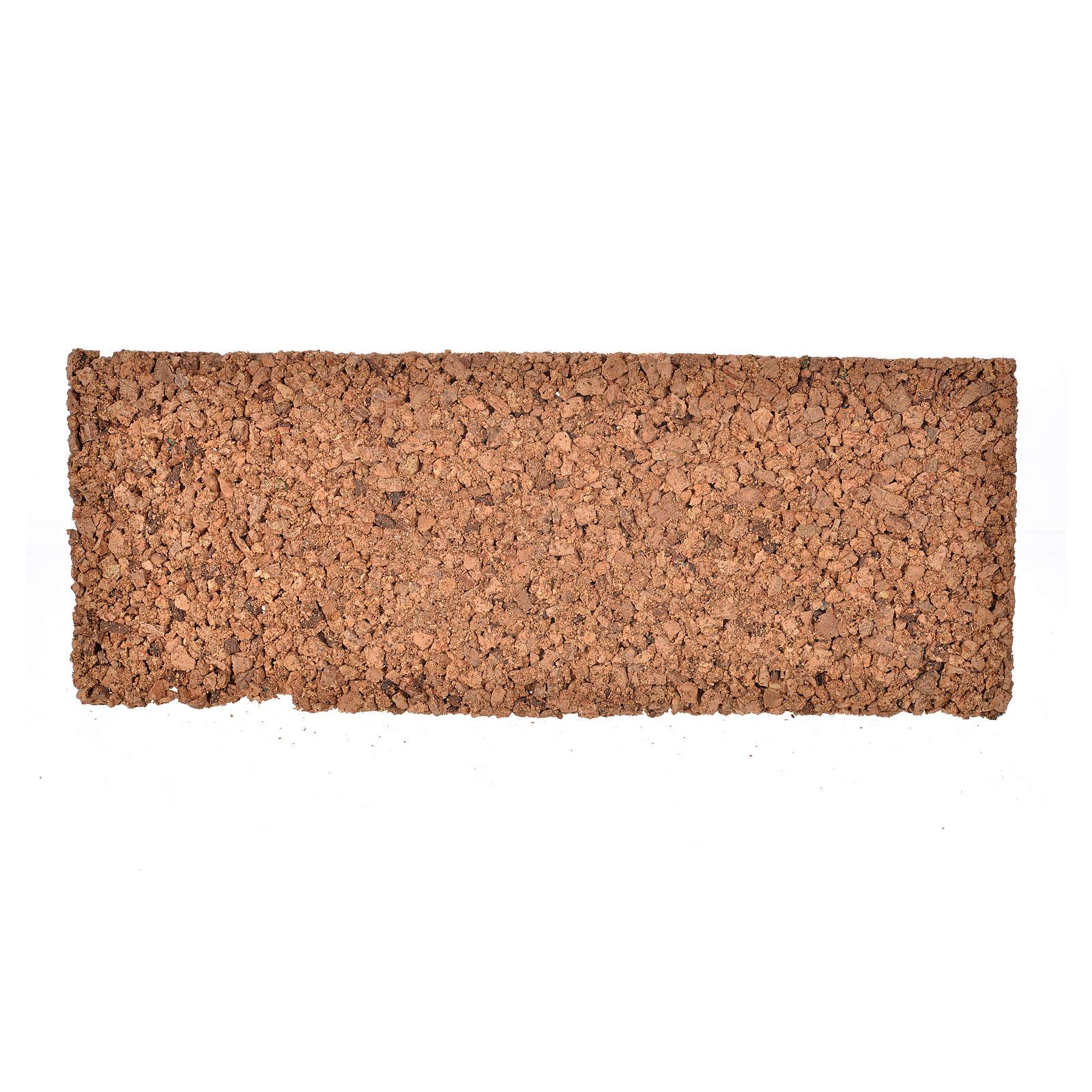 Panneau liège imitation roches 33x12,5x1 4
