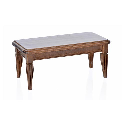 Tavolo in legno cm 10x5x4,5 3