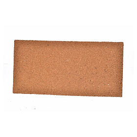 Plancha corcho muro piedra irregular cm. 25x12x1 s2