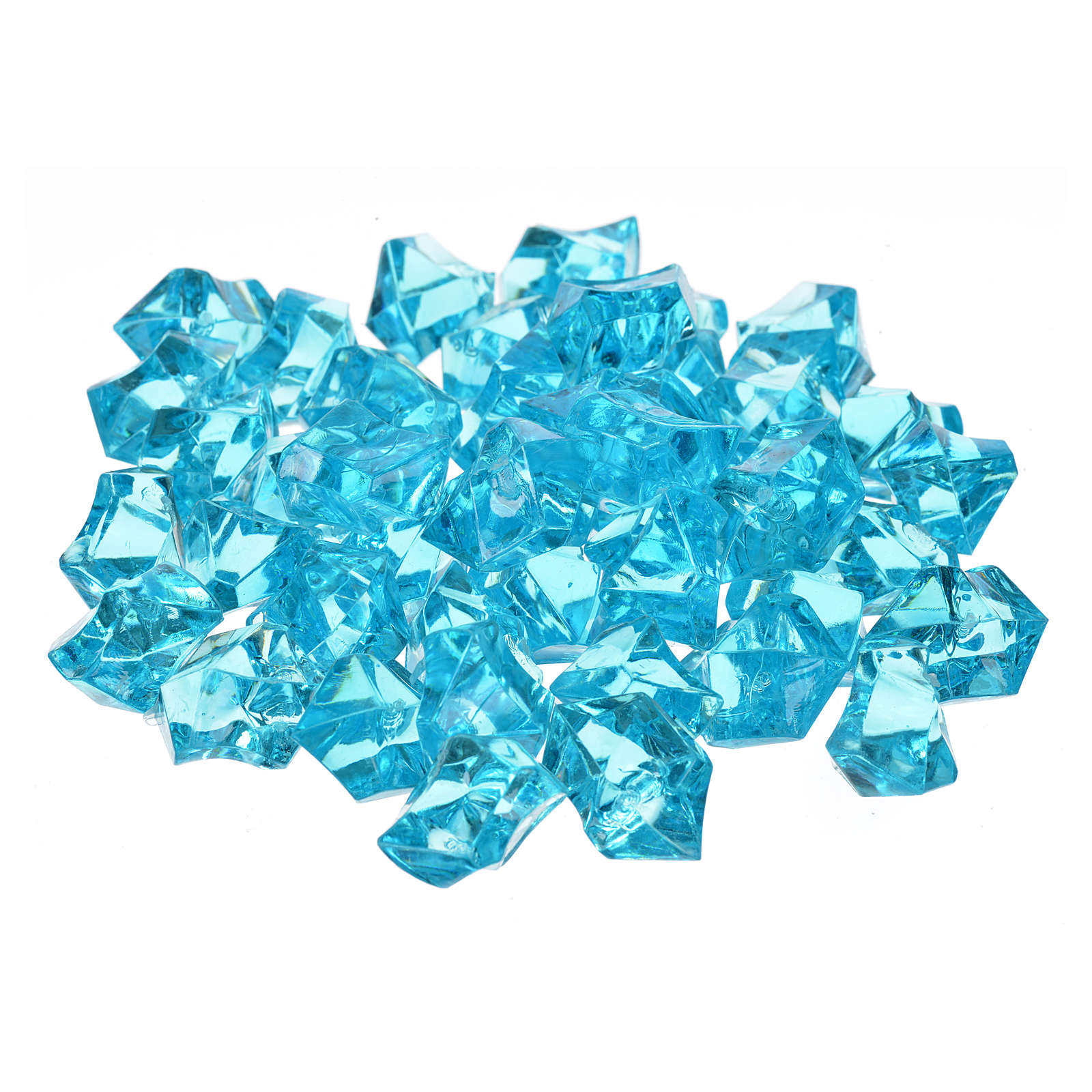Nativity accessory,  sky blue gems, 150gr 4