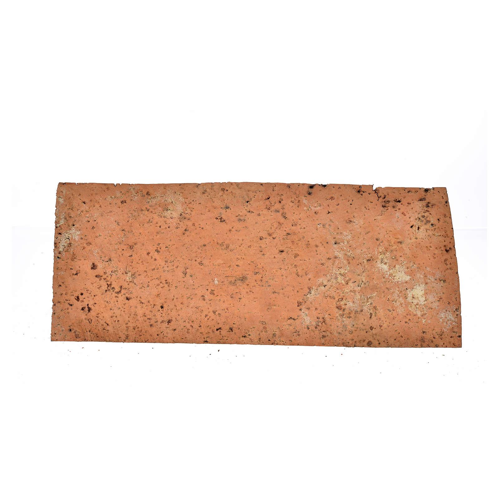 Tablette de liège écorce 25x9x0,7 4