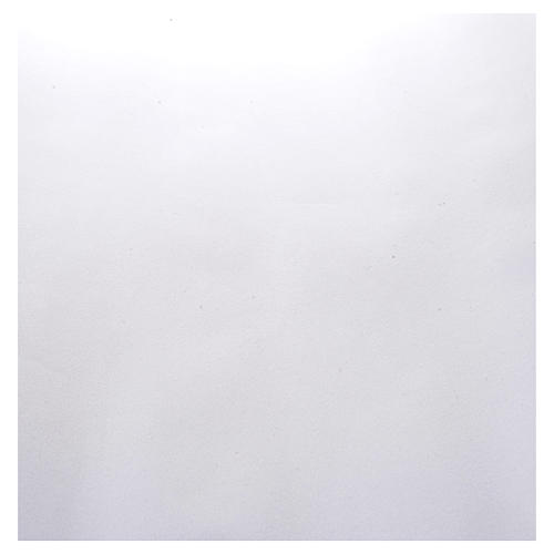 Rotolo carta bianca velluto 70 x 50 cm 2