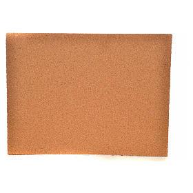 Feuille de liège mur/pavés 33x24,5x1 cm s2