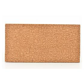 Fondos y pavimentos: Plancha corcho muro 25x12x1