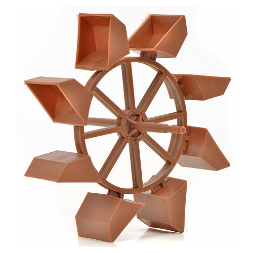 Nativity accessory, mill wheel, 11 cm 1
