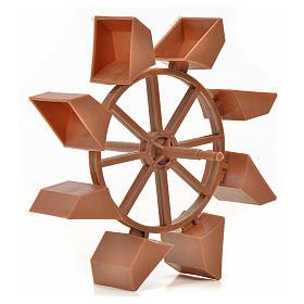 Roda moinho 11 cm diâmetro s1