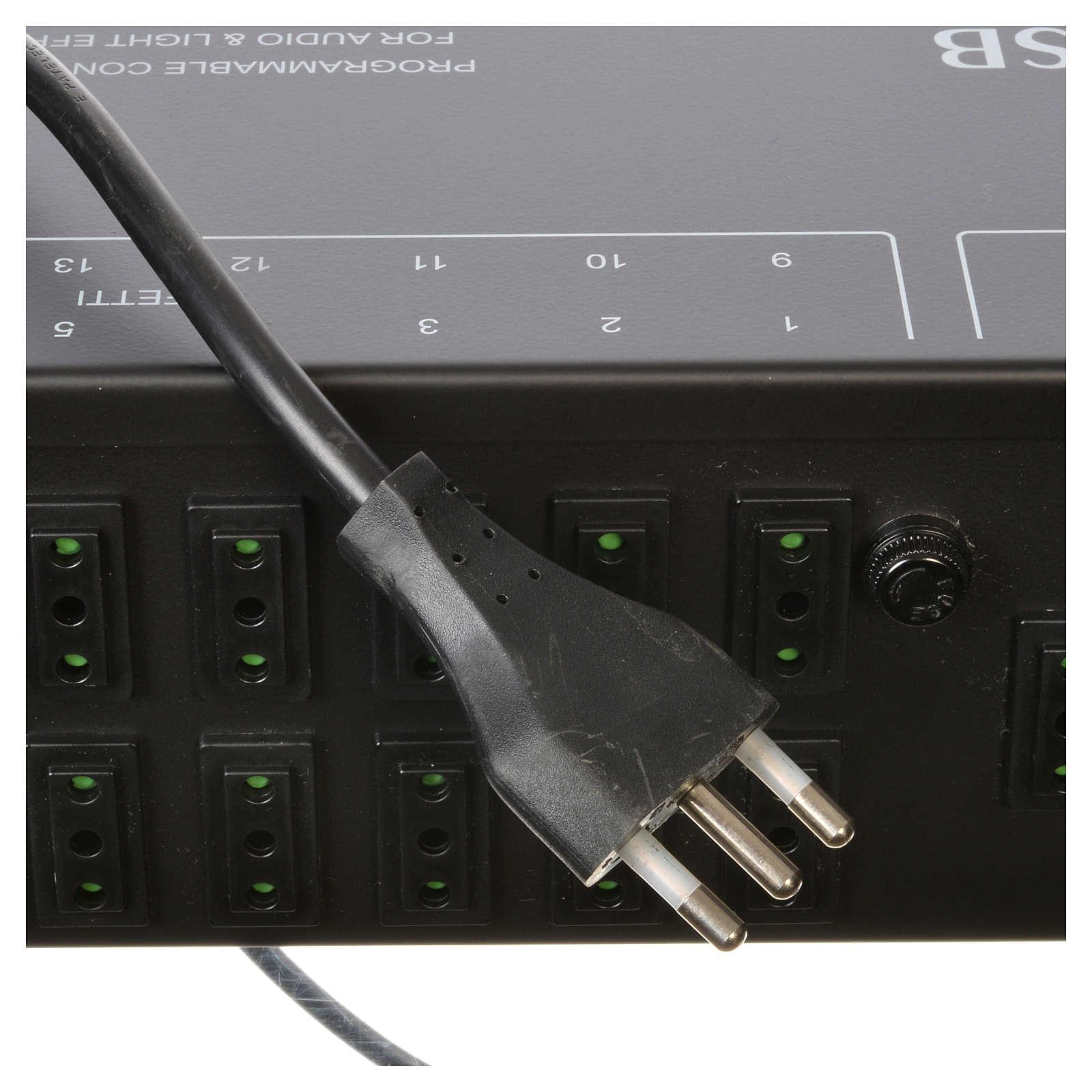 Control día noche Professional USB 4