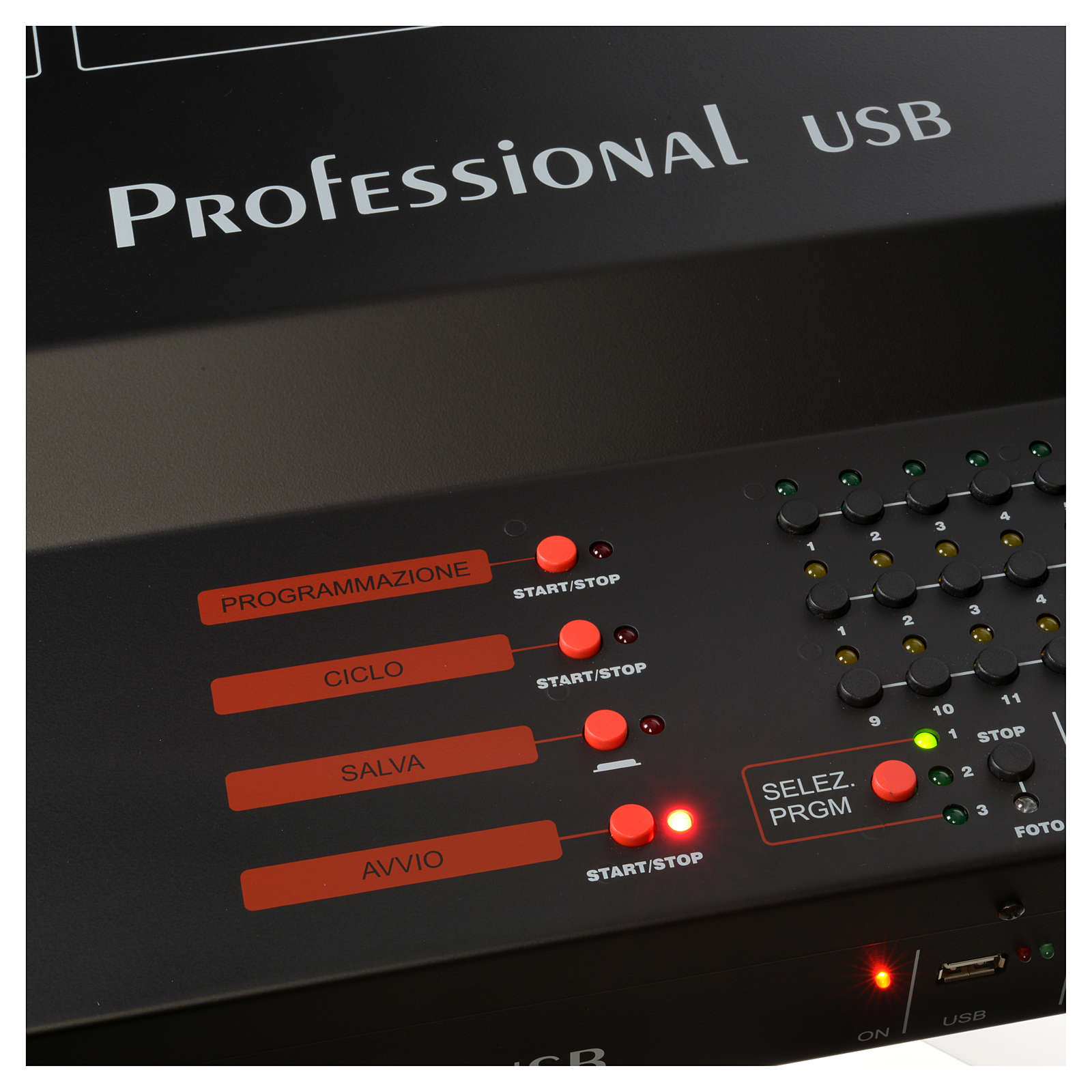 Professional USB control unit for Nativity Scene 4
