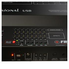 Professional USB control unit for Nativity Scene s3