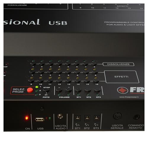 Professional USB control unit for Nativity Scene 3