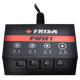 Multiprise 1 bande PS + 3 leds PWM1 FrialPower s4