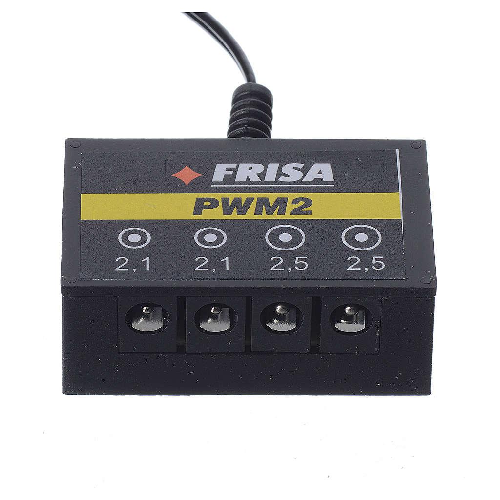 Multiple socket, 2 PS strips+ 2 LED PWM2 for FrialPower 4