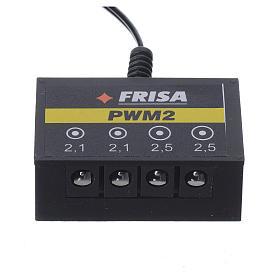 Multiple socket, 2 PS strips+ 2 LED PWM2 for FrialPower s1