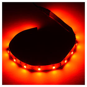Bande 15 leds 0,8x25 cm Power PS rouge FrialPower s2